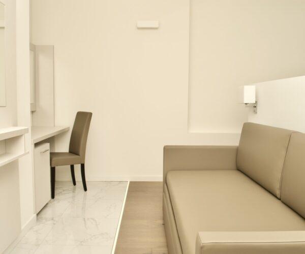 Hotel Boutique Castiglione Suite deluxe 1