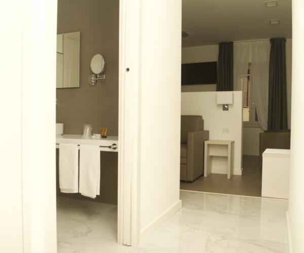 Hotel Boutique Castiglione Suite deluxe 15