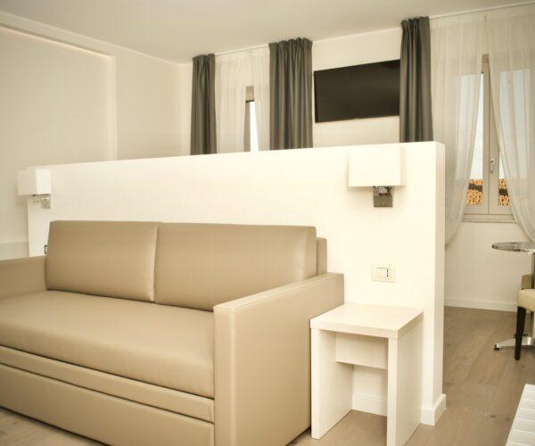 Hotel Boutique Castiglione Suite deluxe 4