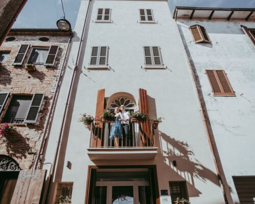 Hotel Boutique Castiglione - Matrimonio 2